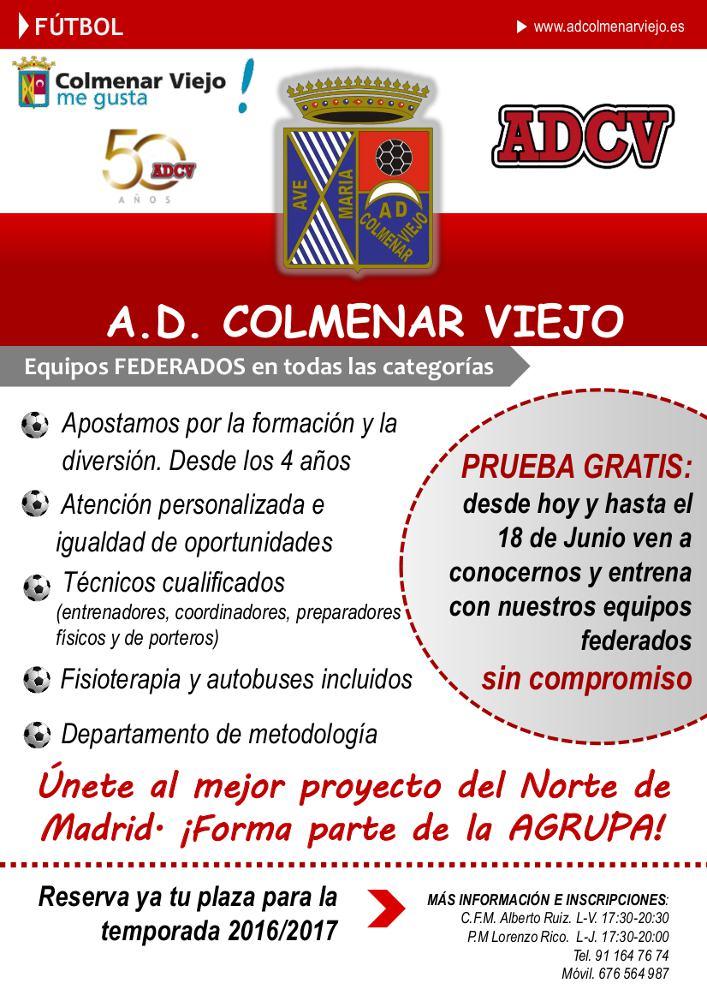 Unete al mejor Proyecto del Norte de Madrid