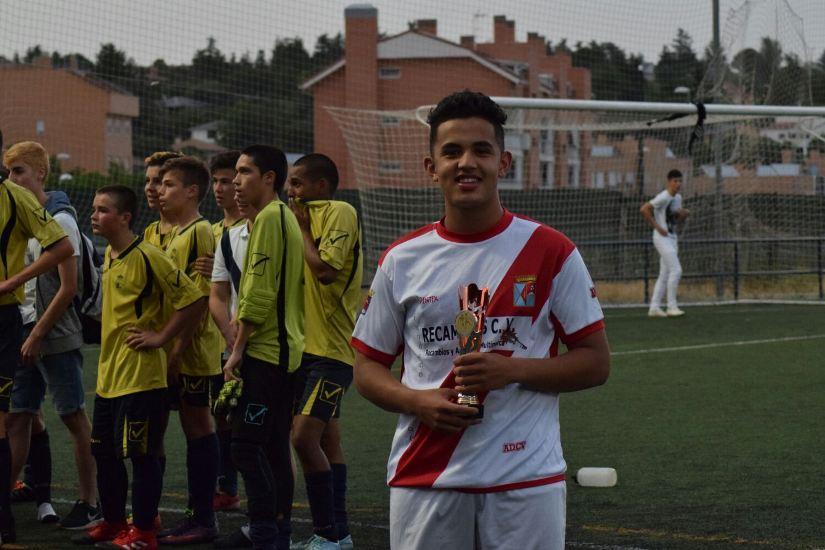 Los Cadetes de la ADCV en el trofeo Asdent
