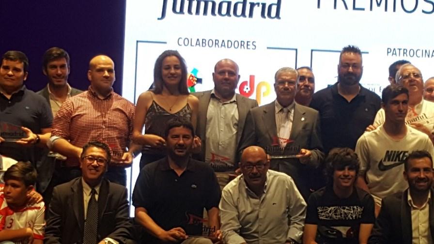 Ines Costa premiada por Futmadrid