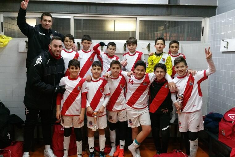 Resumen categoría Alevín Torneo Los Manolitos 2018