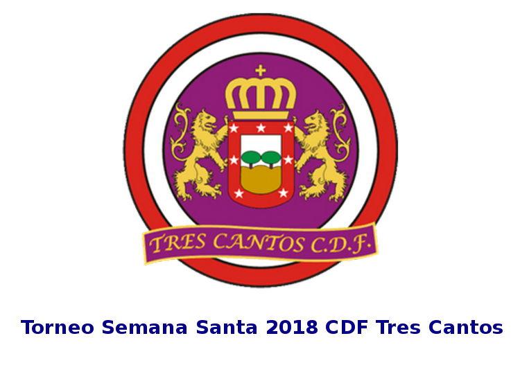Resumen categoría Alevín Torneo Semana Santa Tres Cantos 2018
