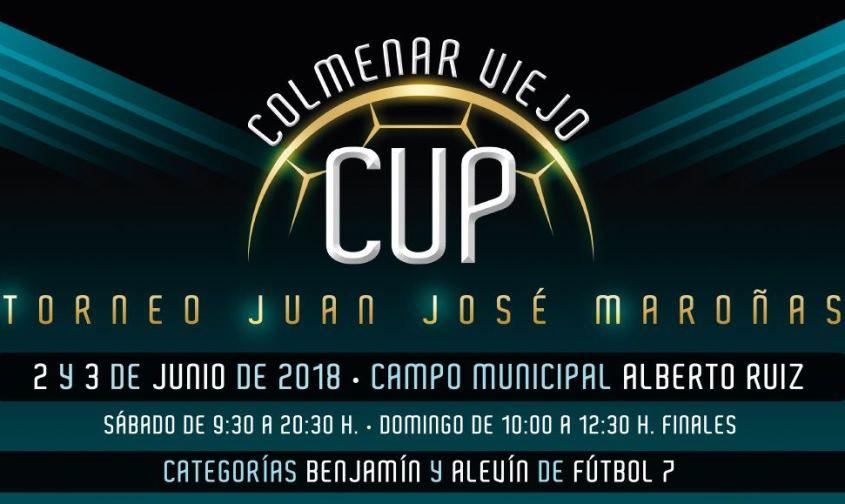 III Colmenar Viejo Cup 2018 Torneo Juan José Maroñas