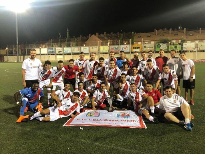 El Primer Equipo de la ADCV Campeón del Trofeo Virgen de los Remedios 2018