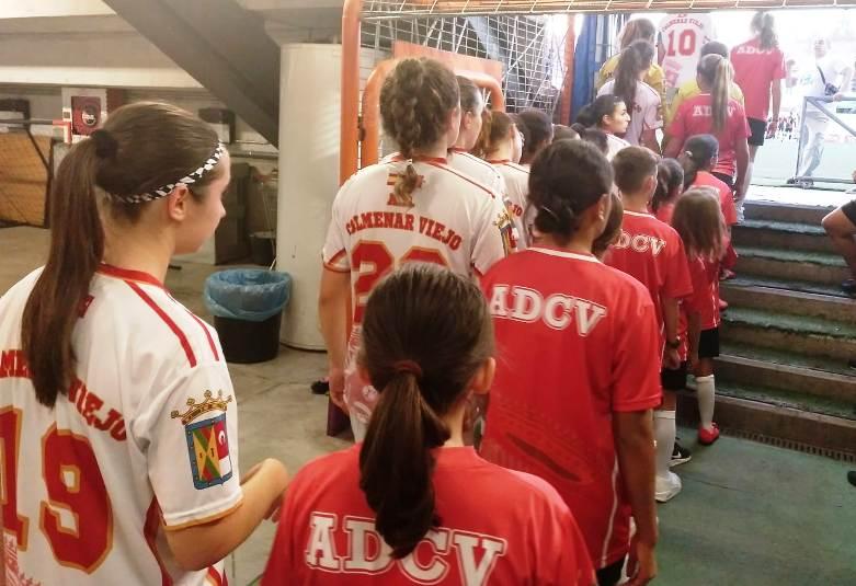Buscamos jugadoras en edad alevin e infantil para completar nuestros equipos Femeninos