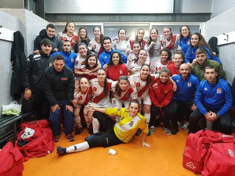 Futbol del bueno y empate final entre dos equipazos en el Alberto Ruiz
