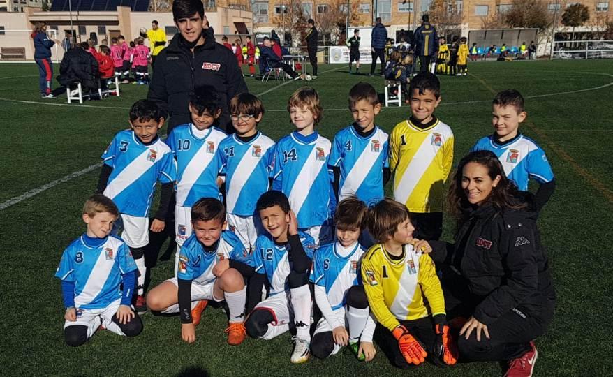 Participacion de los Equipos de la ADCV en el Torneo Chopera Alcobendas
