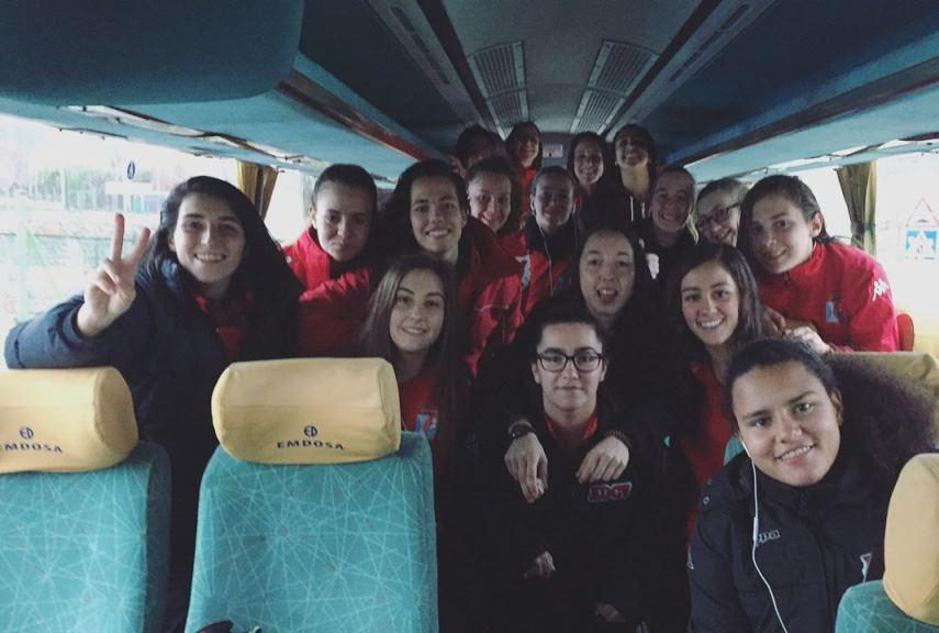 Fotos del Femenino temporada 2016-2017