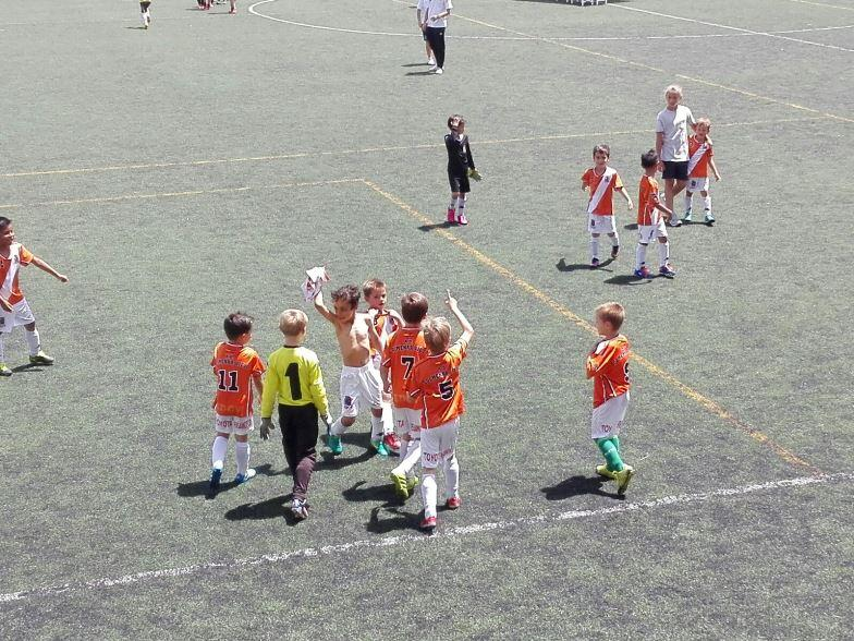 Torneo Siete Picos Prebenjamines primer año 2017