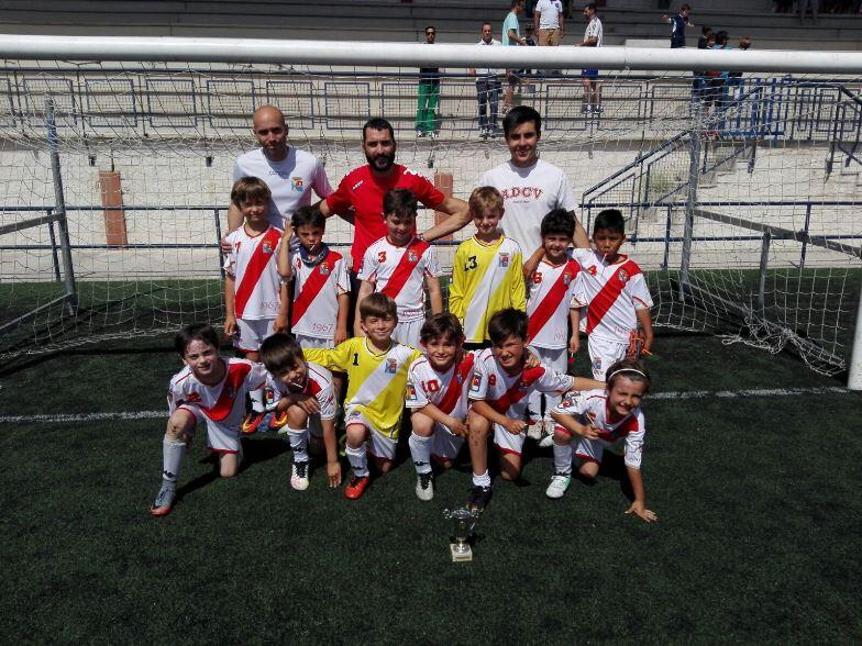 Torneo Siete Picos Prebenjamines segundo año 2017