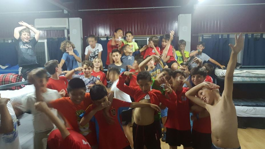Torneo Binefar Benjamín 2017