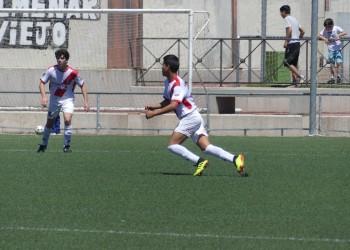Un Cadete A muy superior vence a Las Rozas y se posiciona a un solo partido del ascenso