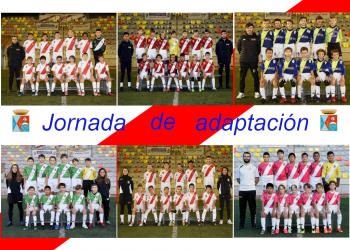 Jornada de adaptación al fútbol 11