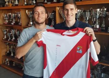 Nicolás Alonso Nino, el primer fichaje del Proyecto del Colmenar para la temporada 2019-2020