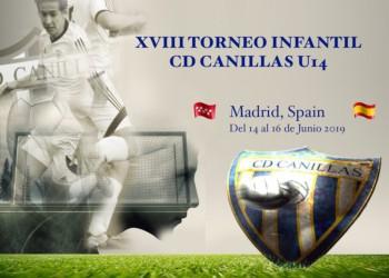 El Colmenar participará en el XVIII Torneo Infantil CD Canillas U14