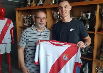 Ionel Mirza, un nuevo delantero para el Colmenar