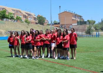 Primera temporada de este grupo y Temporadón del Femenino Juvenil del Colmenar