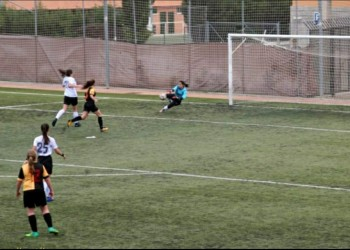 La portería del Primer Equipo Femenino se refuerza con Paula Jiménez