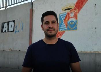 Entrevistamos a Aitor Van Den Brule Roldán, Director Deportivo de la A.D. Colmenar Viejo