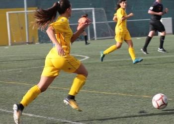 Nieves García es la nueva incorporación del Femenino del Colmenar