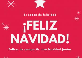 La A.D. Colmenar Viejo os desea Feliz Navidad y Feliz Año 2020