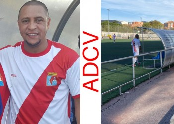 Roberto Carlos jugará en el Primer Equipo del Colmenar el resto de temporada