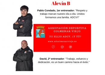 Yo elijo ADCV. ¿Y Tu?