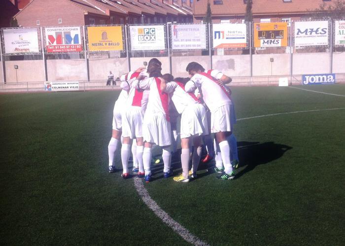 Victora 3-0 del aficionado B ante el San Pascual