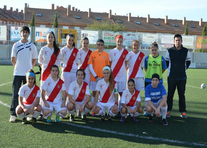 Fotos del Femenino temporada 2013-2014