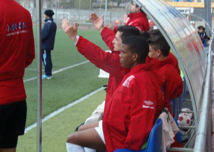 Quinto partido consecutivo sin conocer la derrota para el Juvenil A