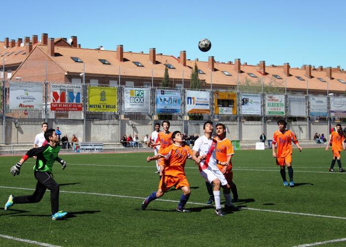 Comienza la cuenta atras. Victoria 6-0 frente al Sporting de Hortaleza