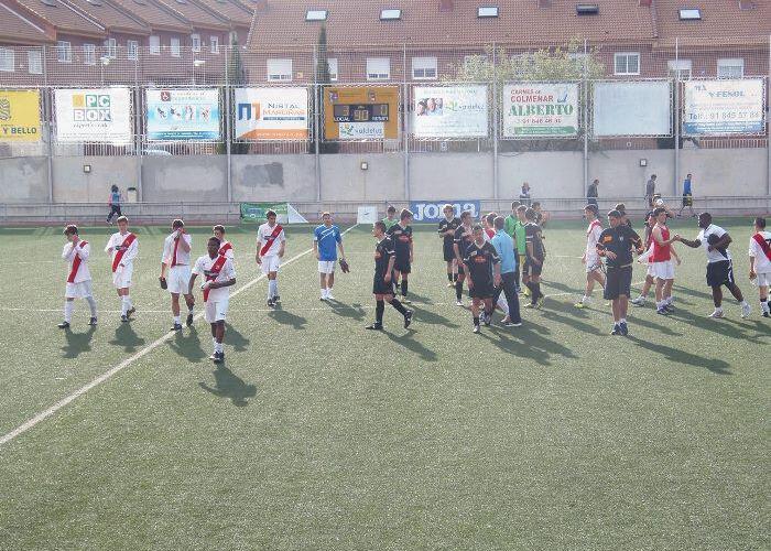 Inolvidable victoria frente al Moratalaz