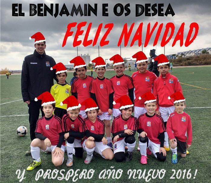 La ADCV les desea Feliz Navidad y Feliz Año 2016