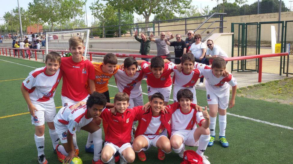 Victoria final y resumen de temporada del Infantil C