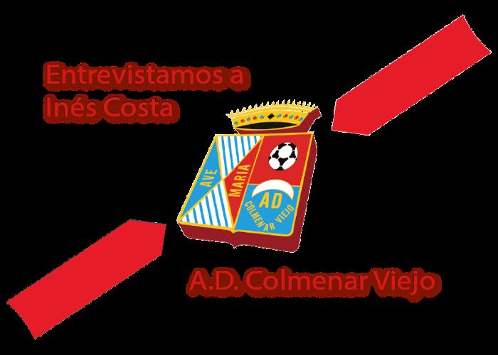 Inés Costa, Jugadora del Femenino de la A.D. Colmenar Viejo