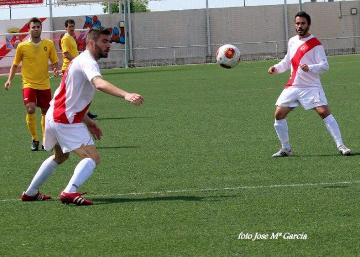 Derrota del Colmenar Viejo en Vallecañas por 3-0