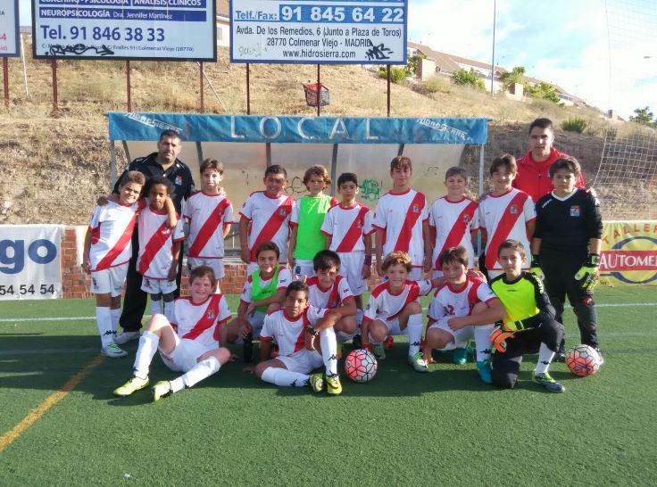 Trabajada victoria ante el Atlético Los Olivos