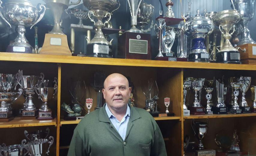Entrevista al presidente de la A.D. Colmenar Viejo, Juan Carlos Royo Gómez