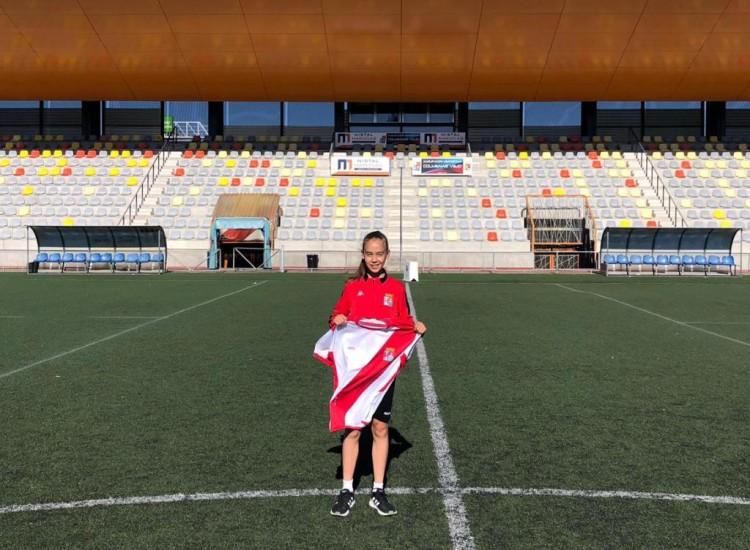 Blanca Marivela, el nuevo refuerzo del Primer Equipo Femenino