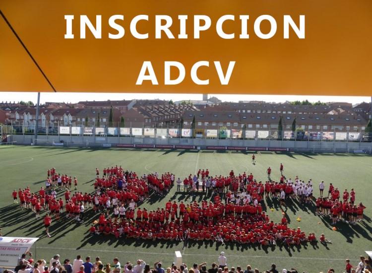 Inscripción en la ADCV (A.D. Colmenar Viejo) para la temporada 2020-2021