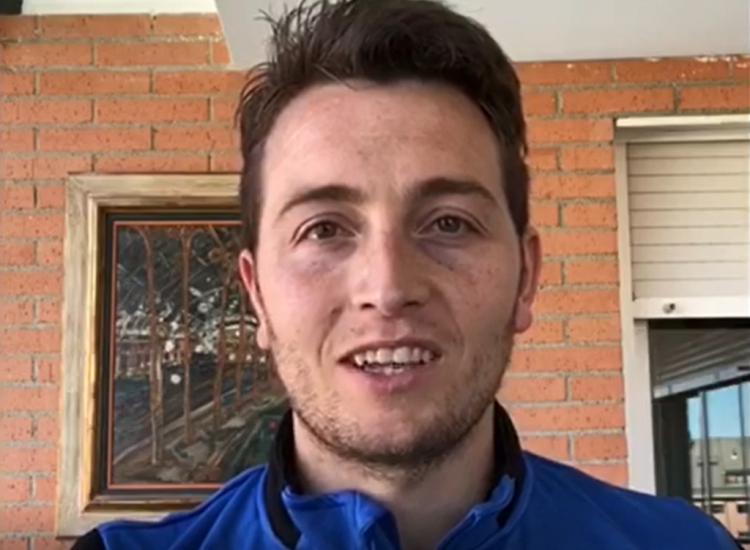 Alvaro Fernández seguirá al frente del Primer Equipo en la temporada 2020-2021