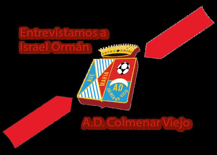Israel Orman, Entrenador del Cadete A de la A.D. Colmenar Viejo