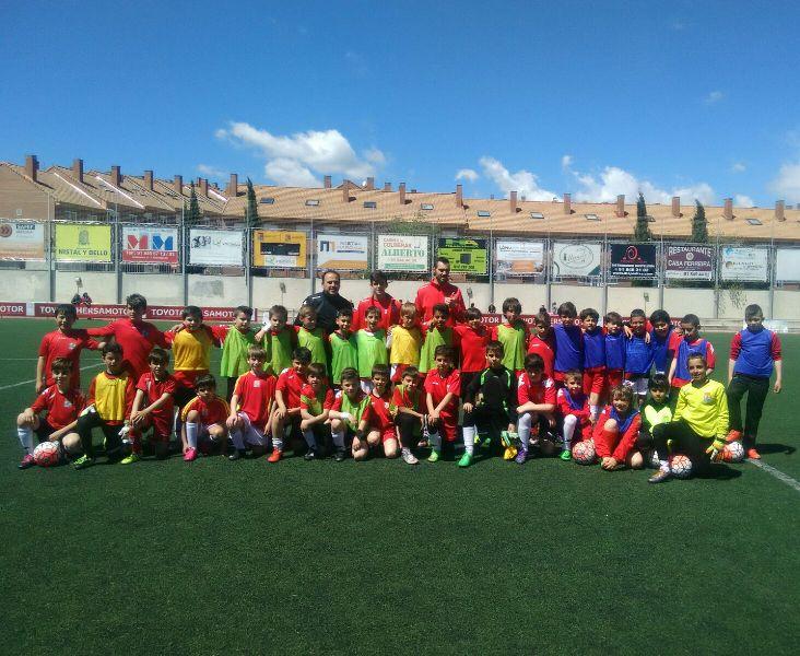 Jornada de adaptacion al futbol 11