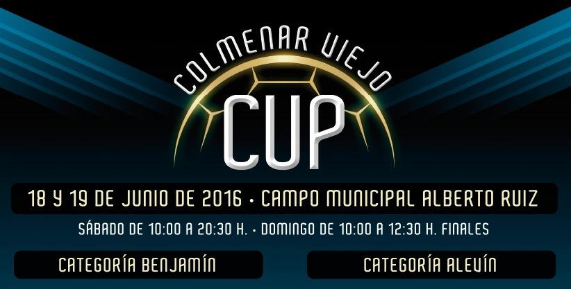Todo preparado para la I Colmenar Viejo Cup 2016