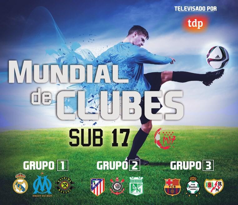 XI Edición del Mundial de Clubes Sub-17 2015