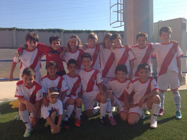XIX Torneo futbol-7 Villa de Binefar 2015