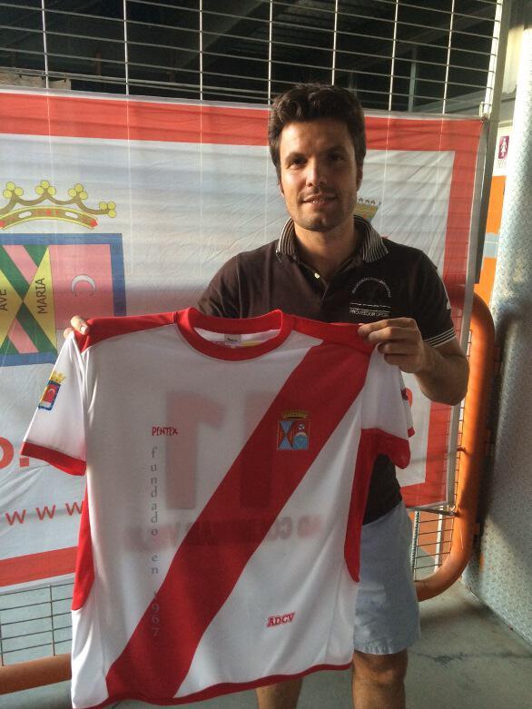 Fernando Maillo ficha por la A.D. Colmenar Viejo