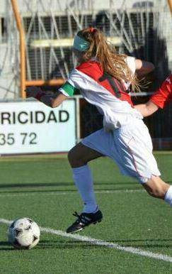 Ana Sánchez Femenino A.D. Colmenar Viejo