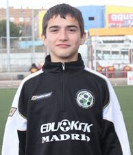 Sebastian Nastasoiu A.D. Colmenar Viejo