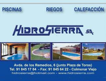 hidrosierra.com