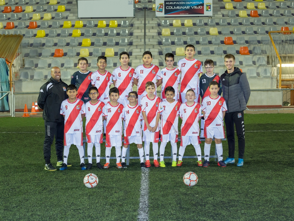 Alevin futbol 7